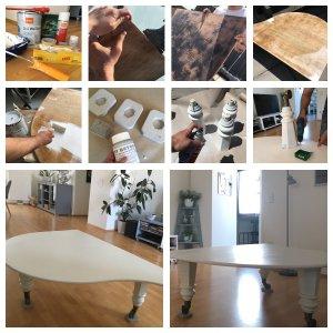 IMG 1531 300x300 - Wie baut man einen Tisch aus einem alten Flügel?