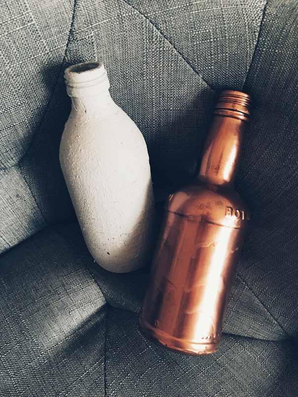 14 - Flaschen und Industrial in der Hauptrolle