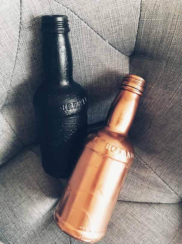 15 - Flaschen und Industrial in der Hauptrolle