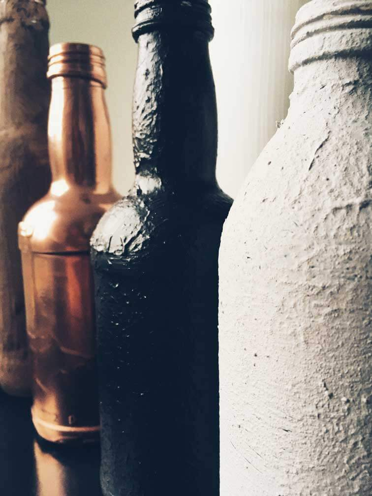 6 1 - Flaschen und Industrial in der Hauptrolle