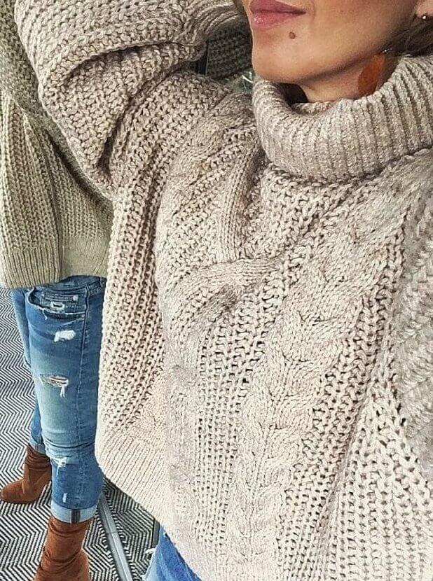 vzor1 e1541022679563 - TOP 10 pletených modelov, ktoré túto zimu očaria i zahrejú