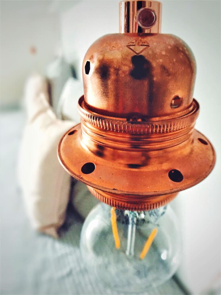 10 - Ako si vyrobiť lampu v štýle scandi