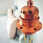 Wie baut man eine Lampe im Scandi Stil
