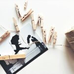 Die Foto-Lichterkette für ein gemütliches Ambiente