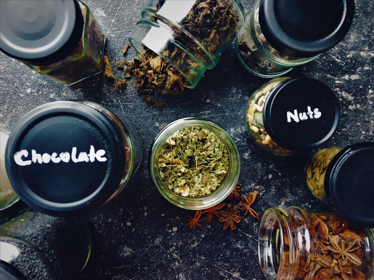 p2 - Wie verwandelt man Einmachgläser in praktische Küchenhelfer?