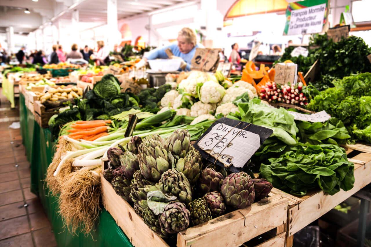 Naschmarkt - Kam za nákupmi v susednom Rakúsku?