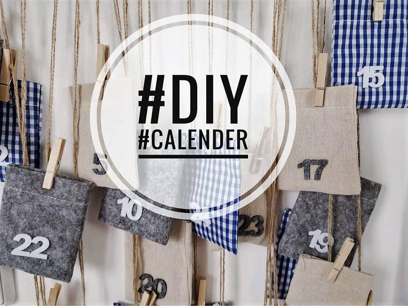 IMG 2893 - Jednoduché a originálne! Zaveste si adventný kalendár na vešiak.