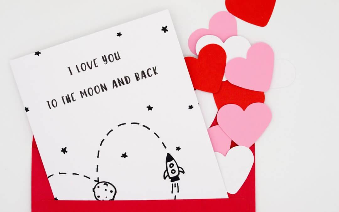 Nur keine Panik! Last minute Valentinstagsgeschenke