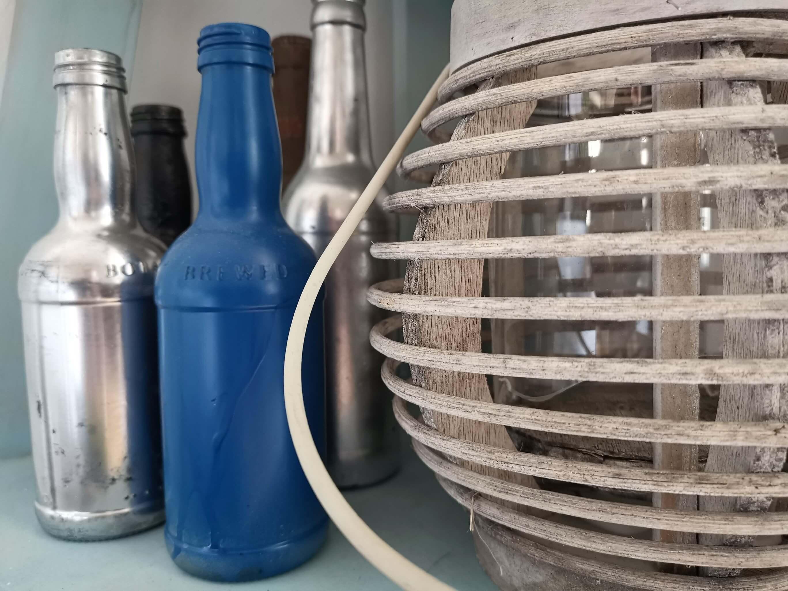 IMG 20190501 182047 resized 20190501 062156502 1 - Tvoríme z odpadu: 5 recy-nápadov pre krajší interiér