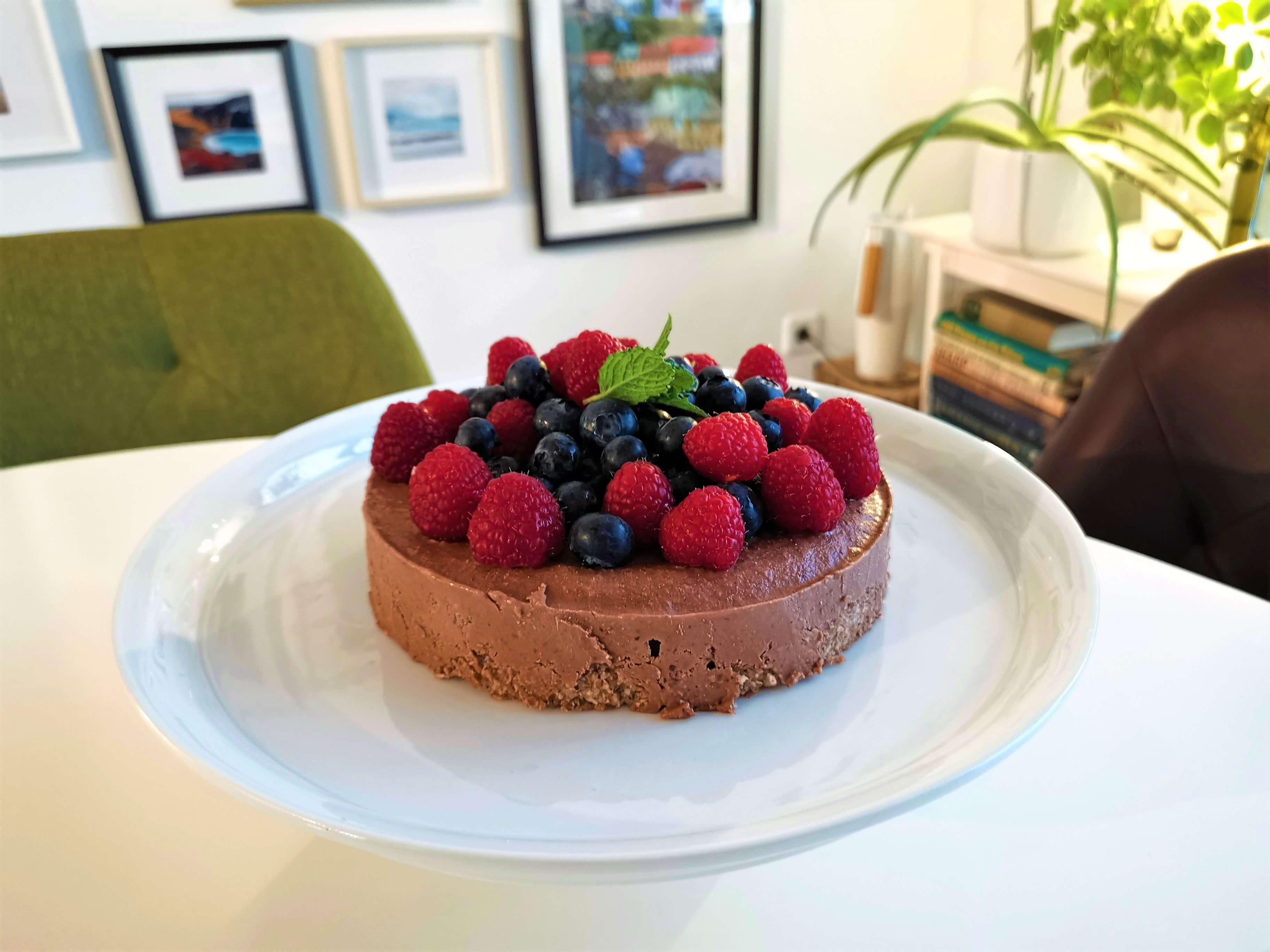 IMG 20190422 181620 1 - Sündigen ohne Reue – RAW-Cake ohne Zucker und Mehl