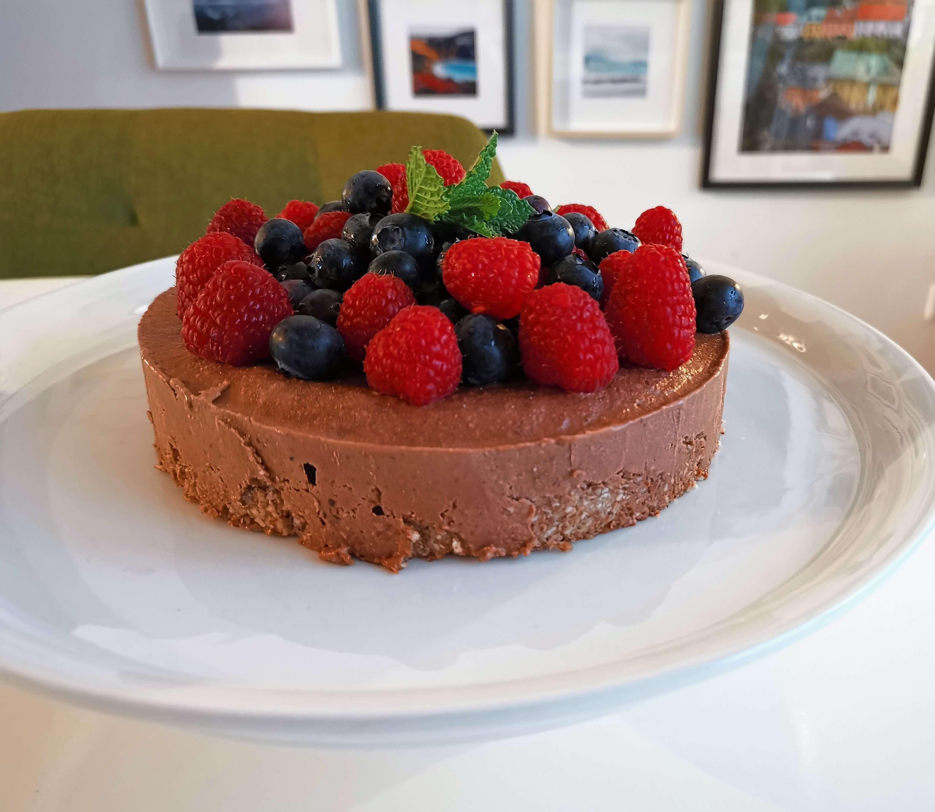 IMG 20190422 181631 - Hrešíme bez výčitiek - RAW torta bez cukru a múky