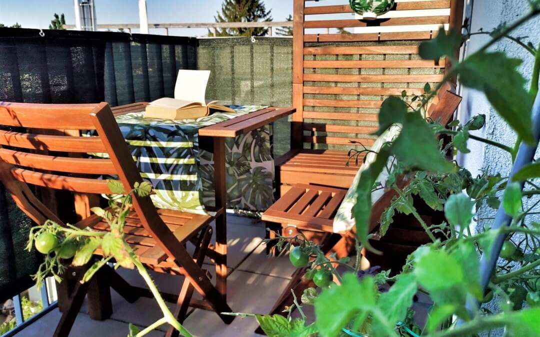 Ako premeniť balkón na oázu pokoja? Stačí dobrý nápad!