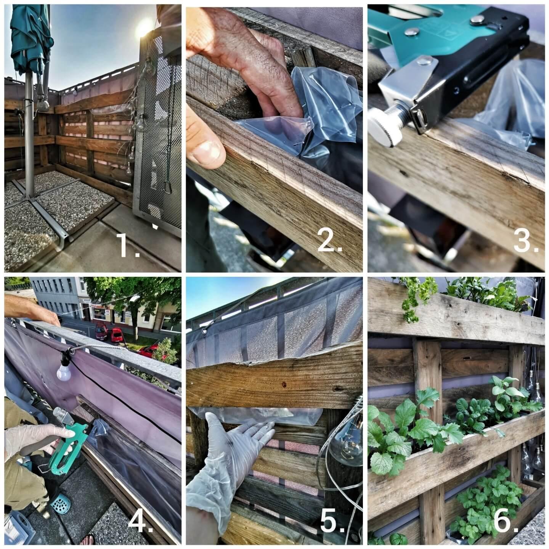 inCollage 20190629 210003550 resized 20190629 090245031 - Zaostrené na palety: Ako si vyrobiť stojan na bylinky?