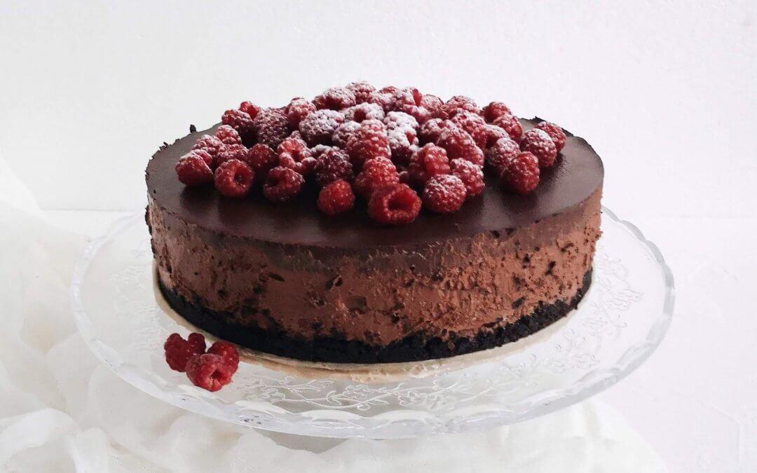 Hrešíme bez výčitiek – RAW torta bez cukru a múky