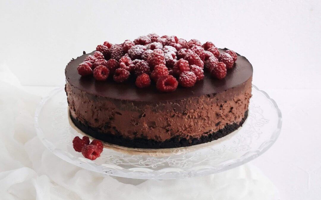 Sündigen ohne Reue – RAW-Cake ohne Zucker und Mehl