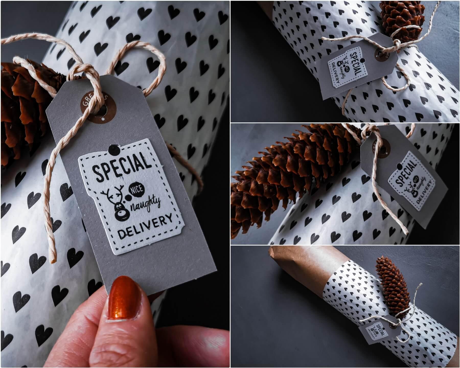 inCollage 20191208 170532300 resized 20191208 050952885 - 11 tipov ako zabaliť vianočné darčeky originálne a kreatívne