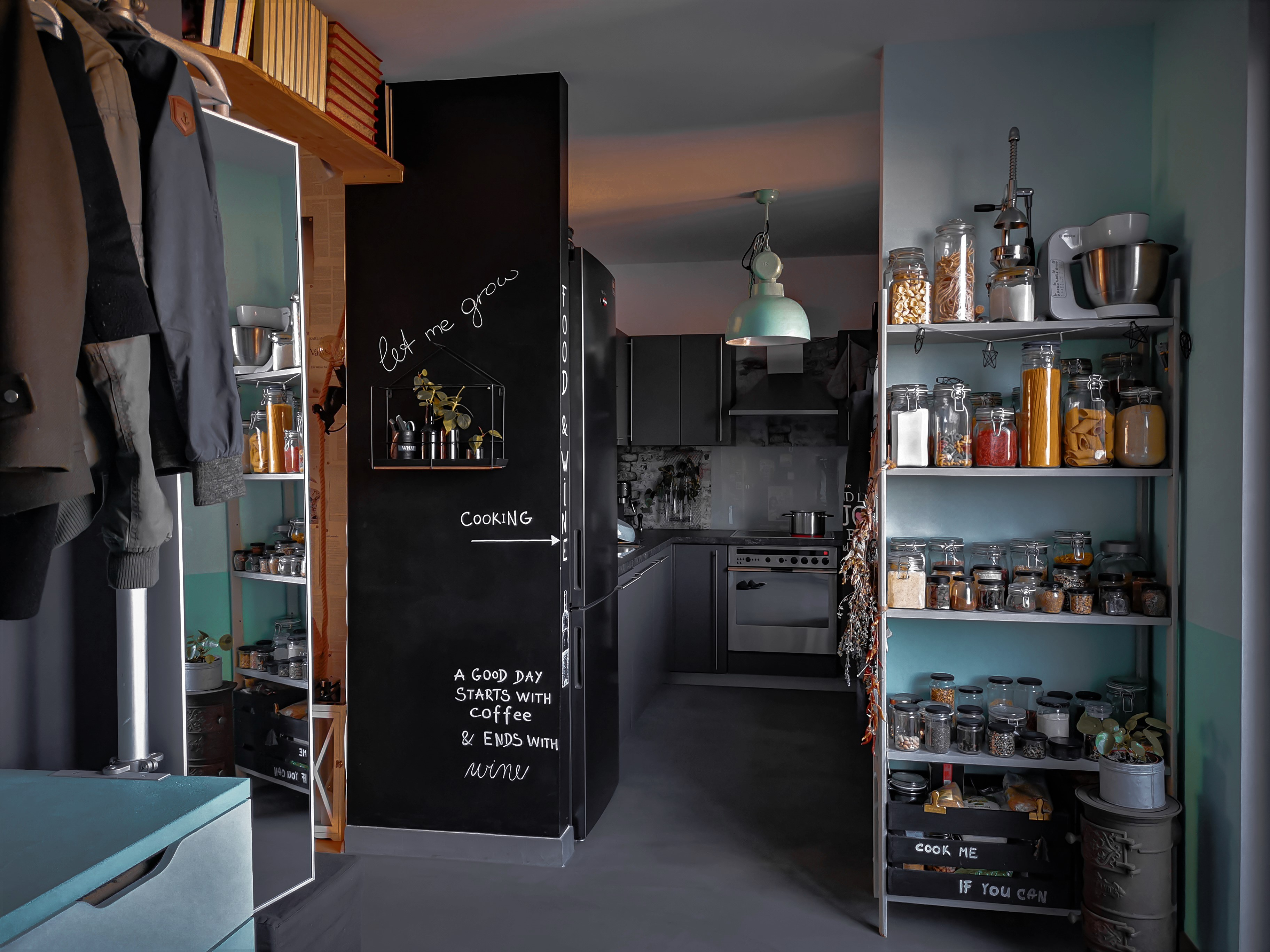 IMG 20200208 154539 - Projekt Vorzimmer: 11 DIY-Ideen an einem Ort