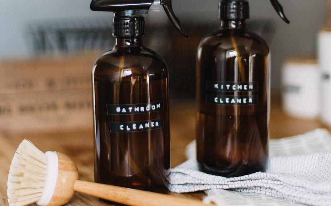 Putzen ohne Chemie! Ökologische Tricks aus der Küche