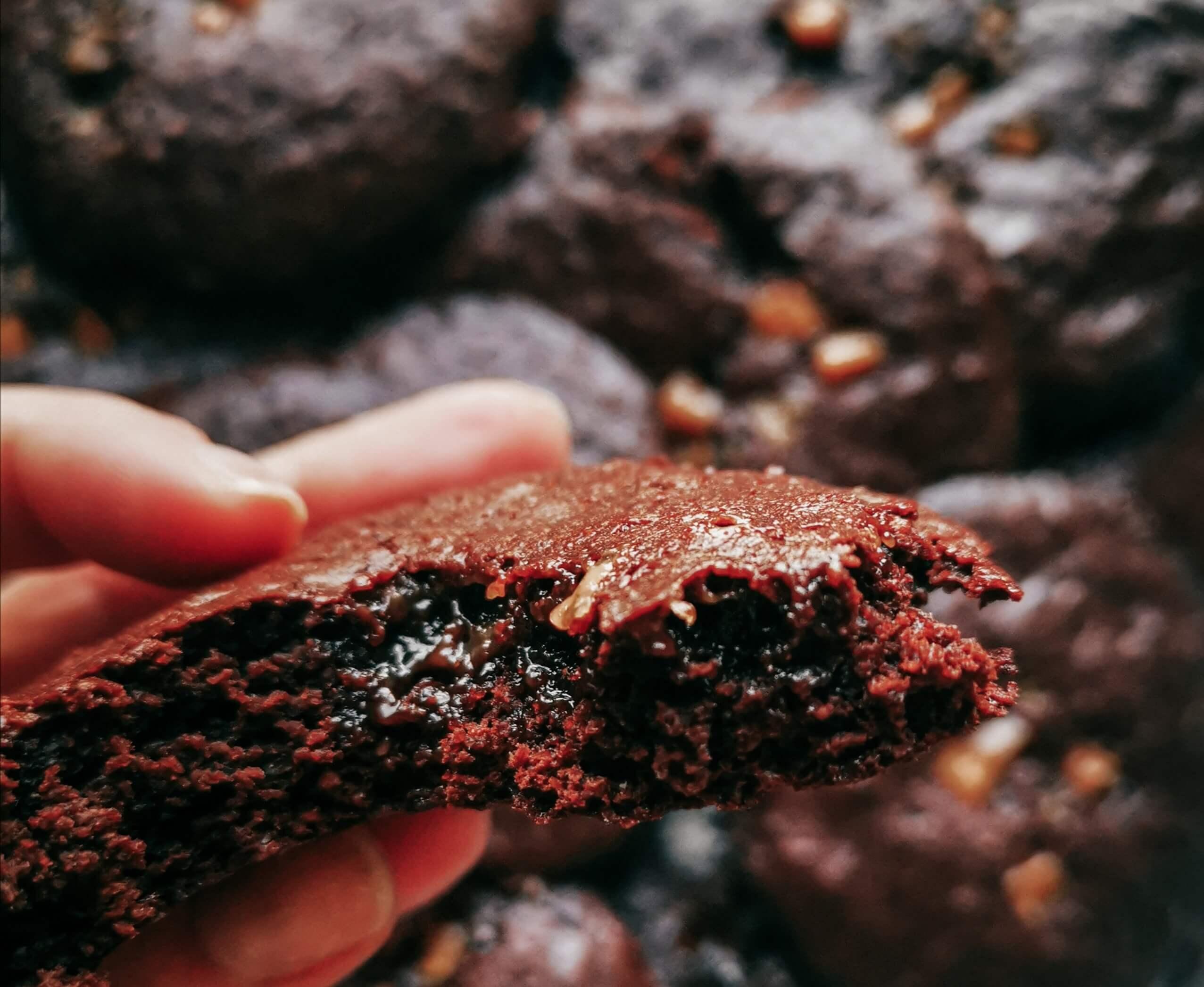 IMG 20200503 211429 - Sladká bleskovka - recept na vegánske čoko cookies