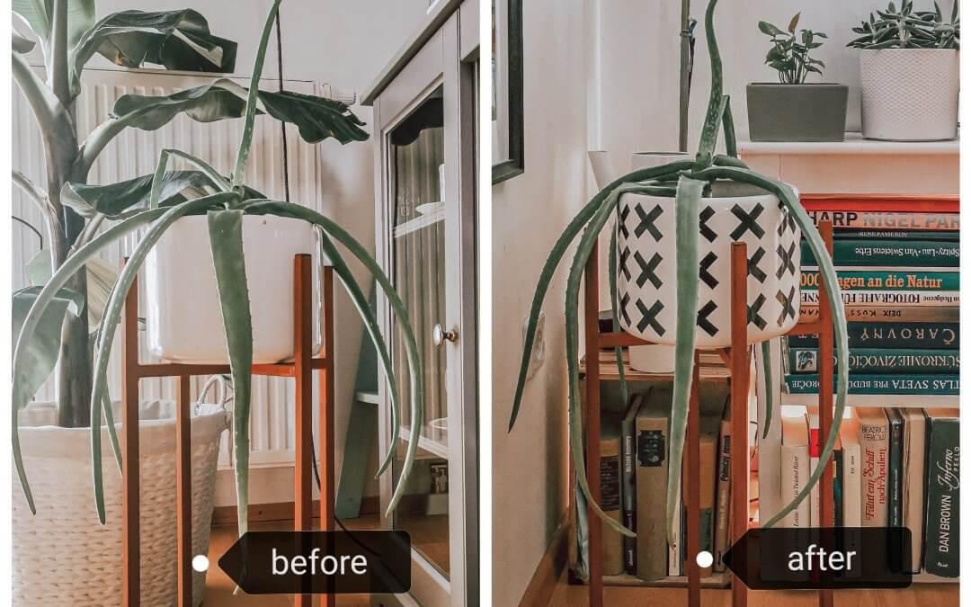 DIY bleskovka: Ako premeniť klasický črepník v štýle scandi