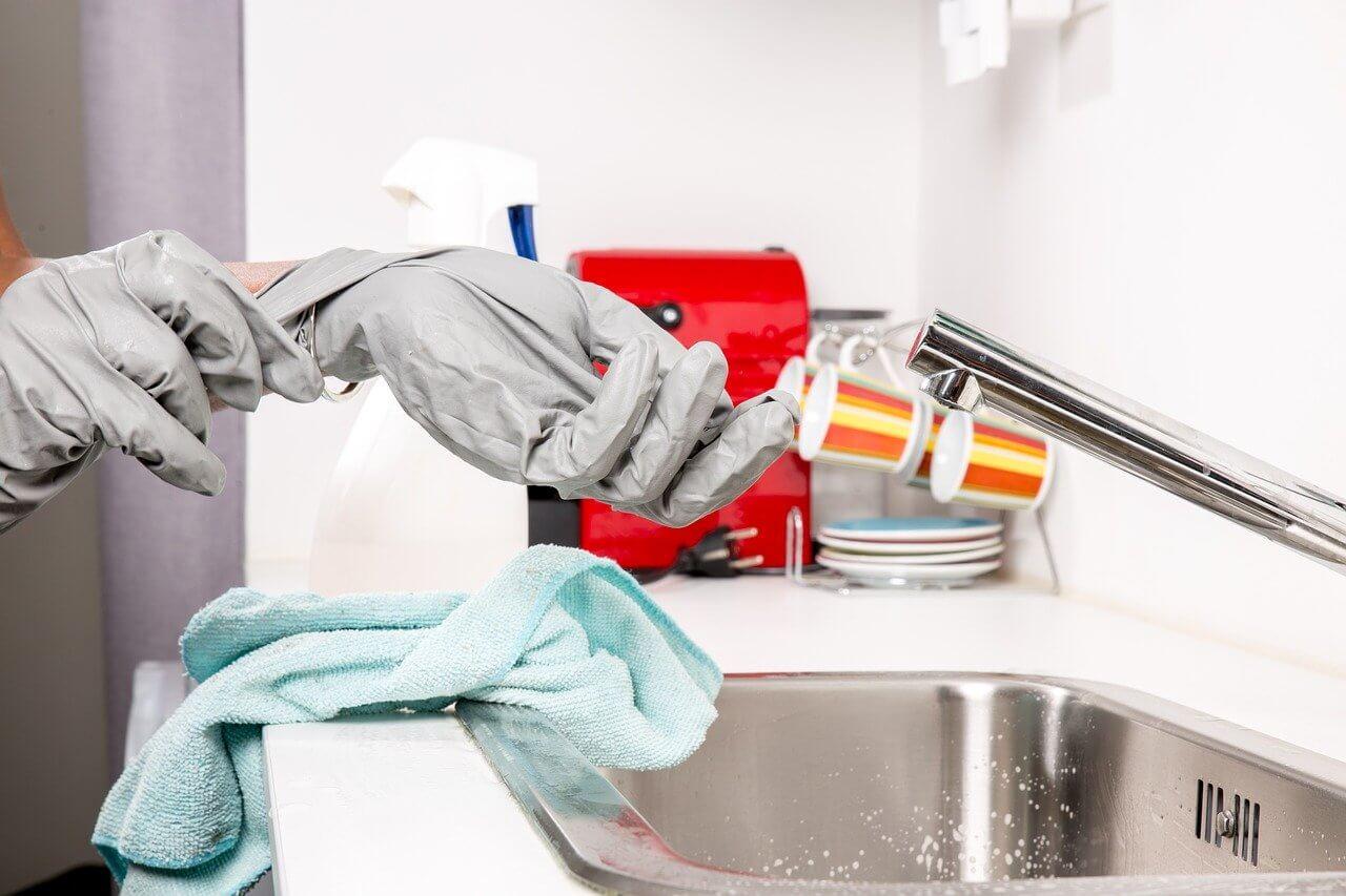 cleanliness 2799470 1280 1 - Zbohom chémia! Čistiace prostriedky z kuchyne