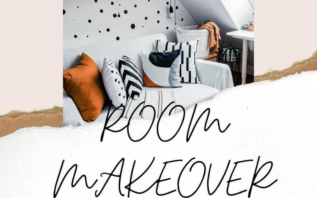 PRED a PO: Premena izby bez výmeny nábytku