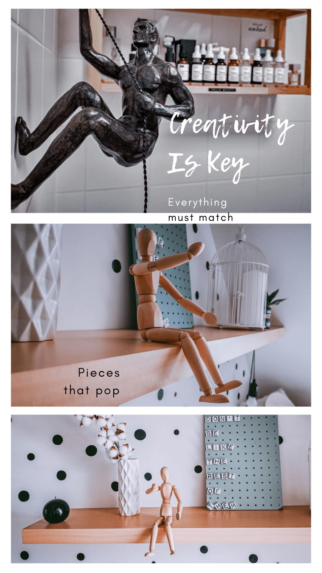 """3 Photo Collage Your Story 3 - Statements im Mittelpunkt - Einrichtungsgegenstände mit einem Hauch von """"Raffinesse"""""""