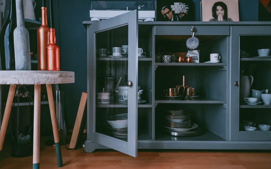 DIY projekt: Ako si vyrobiť RAW stolík z betónu