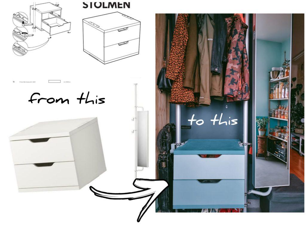 inCollage 20210208 133634620 1024x768 - 11 einfache IKEA Tricks, die ihr unbedinngt ausprobieren müsst